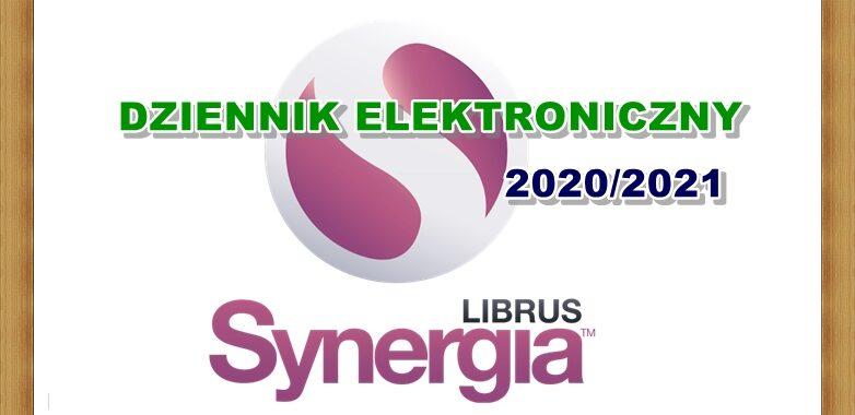 Dziennik elektroniczny 2020/2021 Synergia Librus